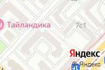 Схема проезда до компании Инженерная служба Красносельского района, ГУ в Москве