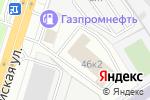 Схема проезда до компании Сorrectline в Москве