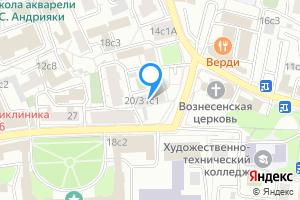 Комната в Москве м. Курская, Токмаков переулок, 20/31с1