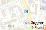Схема проезда до компании Psychologist O. D. в Москве