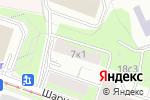 Схема проезда до компании Квестория в Москве