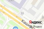 Схема проезда до компании ЭЛЕКТРОДВИГАТЕЛЬ в Москве
