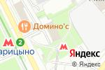 Схема проезда до компании Метроинжреконструкция в Москве
