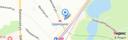 Метроинжреконструкция на карте Москвы