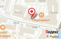 Схема проезда до компании Свое Мнение в Москве