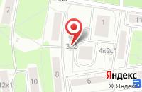 Схема проезда до компании Премьер Принт в Москве