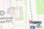 Схема проезда до компании Электронные технологии в Москве