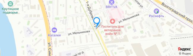 улица Дубровская 1-я