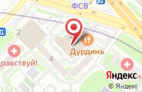 Схема проезда до компании Ай-Си-Эм Групп - Деловой Туризм и Корпоративный Отдых в Москве