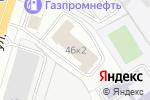 Схема проезда до компании КроссВэй в Москве