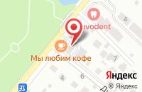 Схема проезда до компании Истэк в Видном
