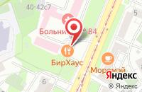 Схема проезда до компании Грандкапитал в Москве