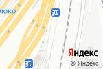 Схема проезда до компании Маник в Москве