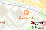 Схема проезда до компании Таки в Москве