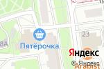 Схема проезда до компании Порт 5 Морей в Москве