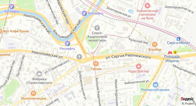 Бизнес-центр «Радонежский» - превью 2