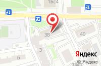Схема проезда до компании Шатергрупп в Москве