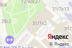 Схема проезда до компании Международная Школа Профессий в Москве
