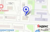 Схема проезда до компании ТОРГОВО-СТРОИТЕЛЬНАЯ КОМПАНИЯ ИЗОИС-БЕТОН в Москве