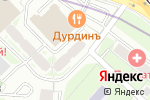 Схема проезда до компании АЗБУКА в Москве