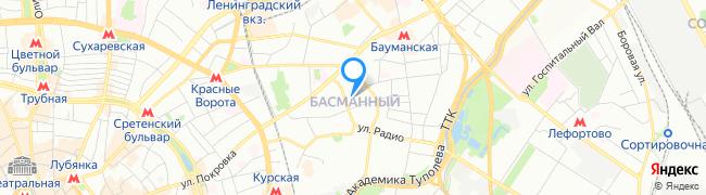 район Басманный