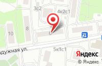 Схема проезда до компании Рукодельница в Московском