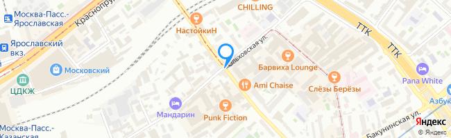 Нижняя Красносельская улица