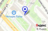 Схема проезда до компании ВЭЛЕНТ в Москве