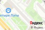Схема проезда до компании Вы и право в Москве