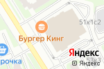 Схема проезда до компании ЗаОдно в Москве