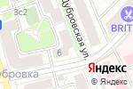 Схема проезда до компании Депюст в Москве