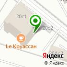 Местоположение компании Адвокат Яковлева А.А.