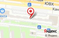 Схема проезда до компании Че-Кассо в Москве