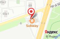 Схема проезда до компании Восточная Энергетическая Строительная Компания в Москве