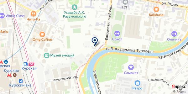 СЕРВИСНЫЙ ЦЕНТР AUTOTOTEMM на карте Москве