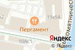 Схема проезда до компании Ackermann Instrumente в Москве