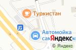Схема проезда до компании Шиномонтажная мастерская в Мытищах