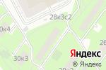 Схема проезда до компании Строй Ком в Москве