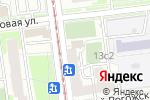 Схема проезда до компании Белиссимо в Москве