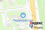 Схема проезда до компании МарОл-99 в Москве