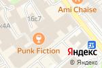 Схема проезда до компании Andrew Kloff в Москве