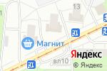 Схема проезда до компании Магазин таможенных товаров на Судостроительной в Москве