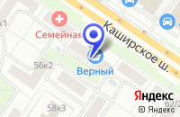 Схема проезда до компании МЕБЕЛЬНЫЙ МАГАЗИН СТЕЛТИ в Москве