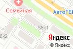 Схема проезда до компании Аквасил в Москве