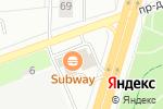 Схема проезда до компании Хинкальная в Москве