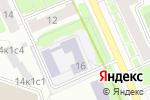 Схема проезда до компании Залп в Москве