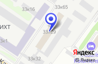 Схема проезда до компании ПТФ АМД-ПРОМ в Москве