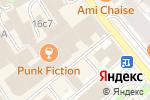 Схема проезда до компании 1С: БухОбслуживание. ЦЕНТР в Москве