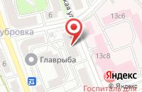 Схема проезда до компании Фонд Греческих Исследований в Москве