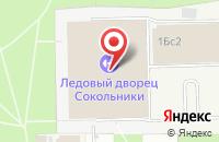 Схема проезда до компании Эксесс Групп в Москве